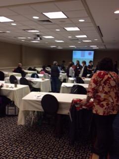 全米から集まった約50名ほどの受講者たちと共に4日間朝から夕方までみっちり学びます!